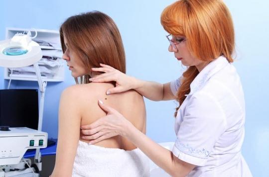 Mélanome de stade avancé : les traitements ciblés avant chirurgie réduisent le risque de récidive