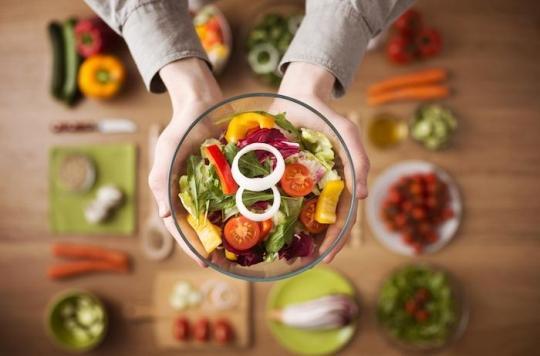 Quelle différence entre les régimes végétarien et méditerranéen ?