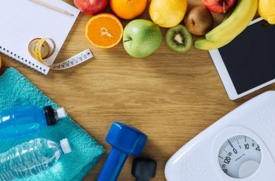 Vous pouvez perdre du poids régulièrement ! Et le grand jour… ce sera après demain