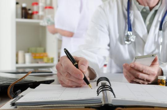 E-santé : les médecins premiers utilisateurs d'objets connectés