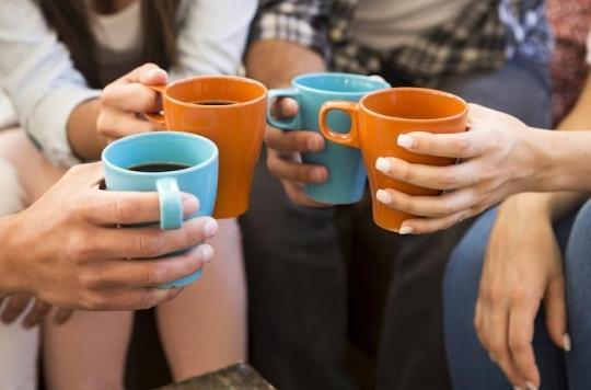 Café : se limiter à 4 tasses pour éviter les méfaits