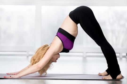 Le yogablesse autant que les autres sports