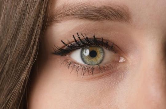 Tatouage de l'œil: une canadienne alerte les internautes