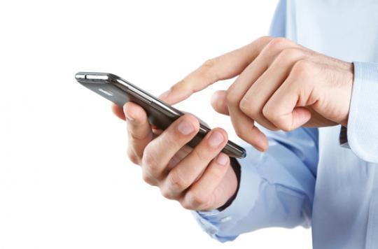 Prescriptions : une majorité de médecins se sert de son smartphone