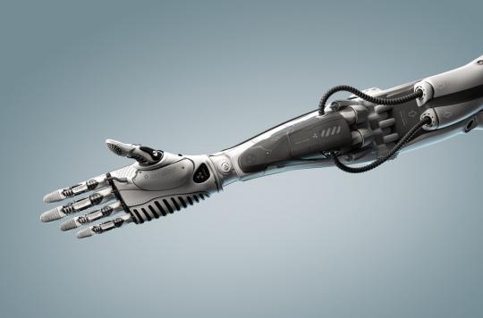 Prothèses : vers un véritable bras bionique ?
