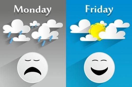 Le pire jour de l'année, «Blue Monday», des raisons mais pas de certitudes et surtout  des antidotes