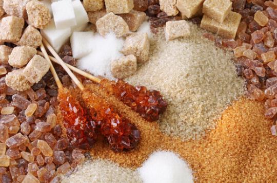 Aliments sucrés en Outre-Mer : \