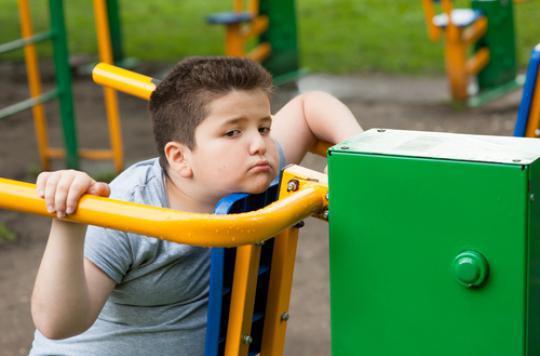 Surpoids : la perception des parents peut faire grossir les enfants