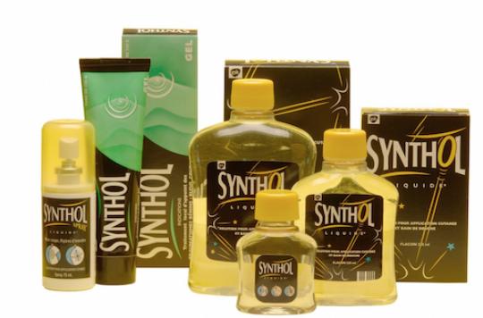 Retour du Synthol : les ventes explosent