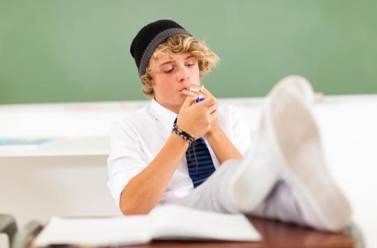 Adolescence: être optimiste éloigne des tentations de la drogue et de l'alcool