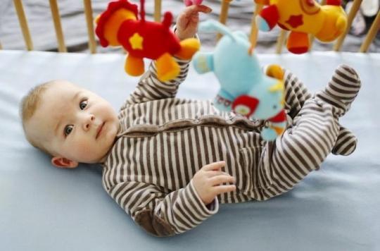 Tête plate : les pédiatres réagissent après l'alerte du LIEN
