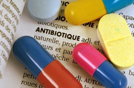 Un risque d'atteinte cardiaque lié à la prise d'antibiotiques