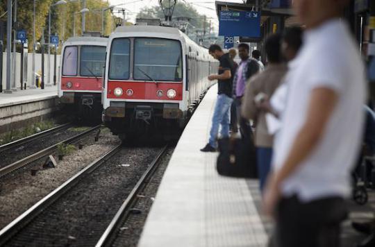La SNCF fait marcher les Parisiens
