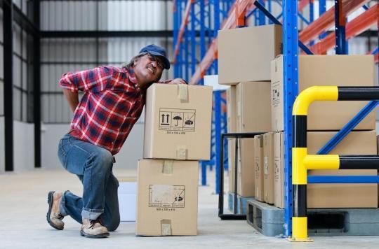 Les métiers physiques accroissent les risques de démence