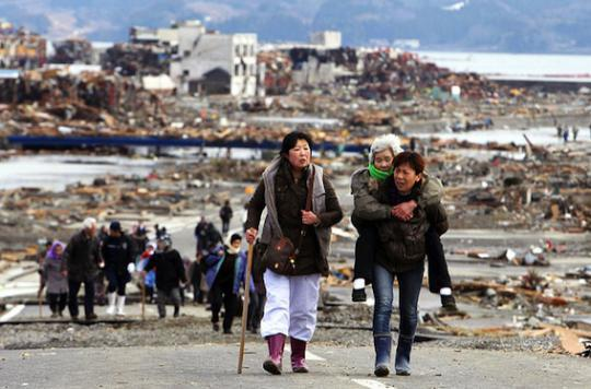 Les catastrophes naturelles augmentent le risque de démence