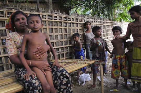 Tuberculose : un nouveau médicament adapté aux enfants