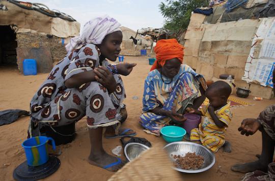 Nutrition : un enfant sur six mange selon ses besoins