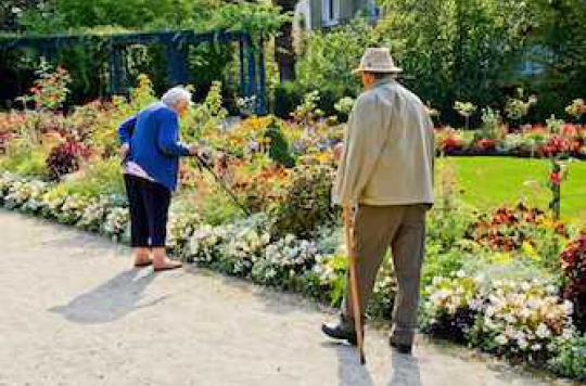 Le premier village Alzheimer ouvrira en 2018