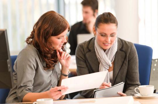 Travailler avec trop de collègues masculins stresse les femmes