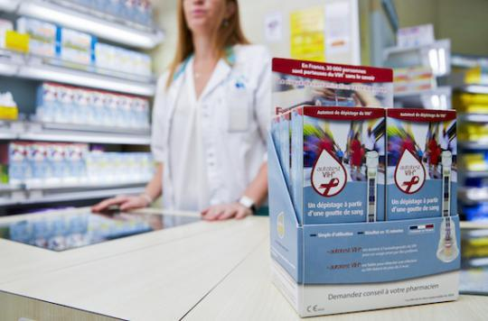 Autotest VIH : le prix élevé limite l'accès