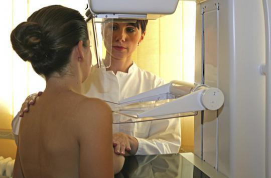 Cancer du sein : la densité mammaire n'est pas un facteur de risque
