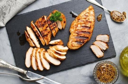 Les bienfaits du poulet fermier, la protéine la plus consommée dans le monde
