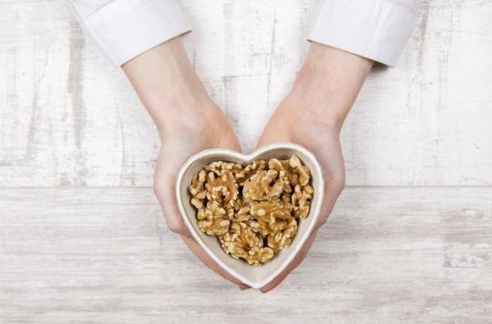 Nutrition : mangez des noix pour protéger votre intestin et votre coeur