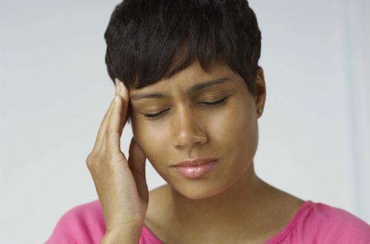 Une carence en vitamine D peut donner des maux de tête