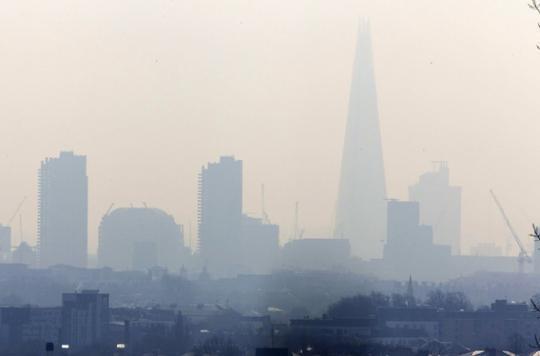 Pollution de l'air : un coût annuel de 100 milliards en France