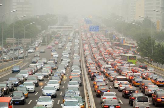 Pollution : la circulation différenciée appliquée pour la première fois