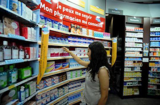 L'automédication dopée par la grippe en 2015