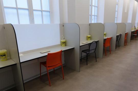 Drogues : une nouvelle salle de consommation ouvre à Strasbourg