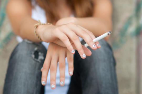 Etats-Unis : le tabagisme n'a plus la cote chez les ados