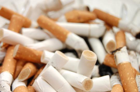 Le tabac engloutit 6 % des dépenses mondiales de santé