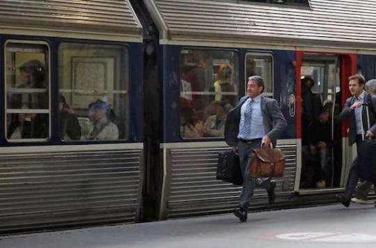 Bruit dans les transports en commun, un risque de surdité