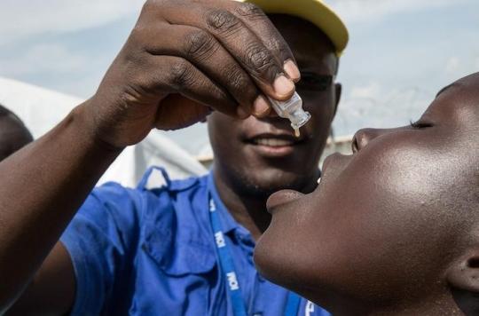 Choléra : l'OMS veut réduire la mortalité de 90 %