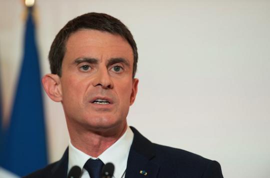 Manuel Valls : \