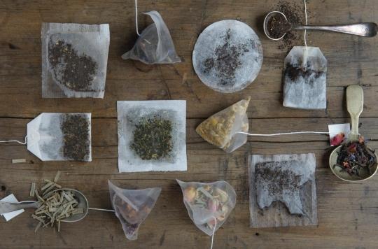 Des particules de plastique retrouvées dans le thé