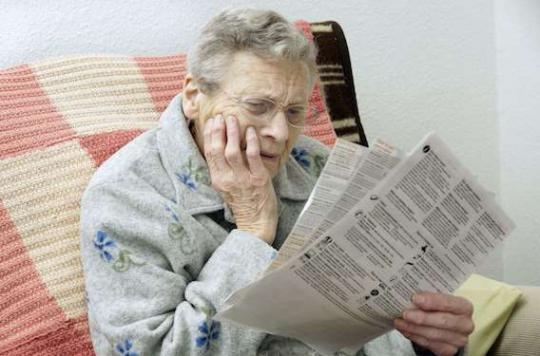 Se sentir vieux augmente le risque d'hospitalisation