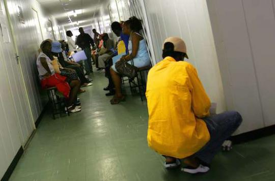 VIH : le plan de lutte du Botswana porte ses fruits