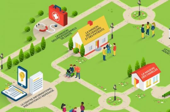 Addictions : un village virtuel pour mieux s'informer