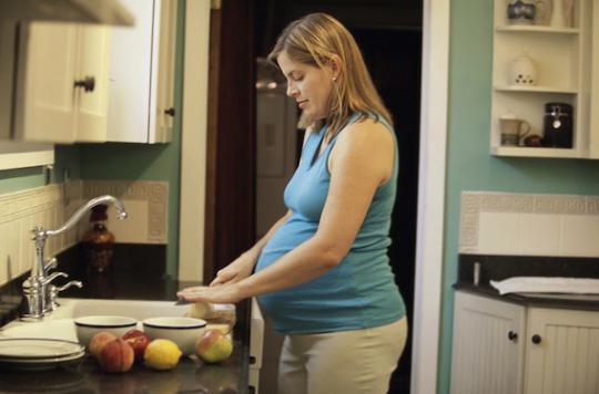 Grossesse : réduire le risque d'allergie chez l'enfant avec la vitamine D