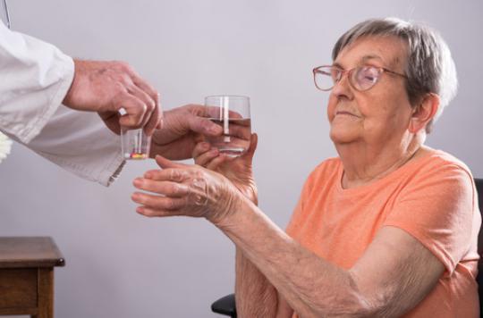 Seniors : moins d'infections respiratoires avec de la vitamine D