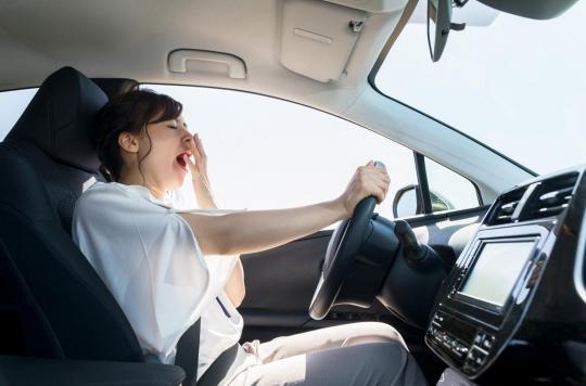 Boire, veiller ou conduire