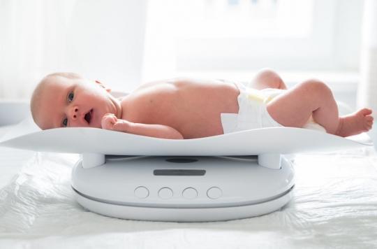Bébé : un faible poids à la naissance augmente le risque de problème cardiovasculaire