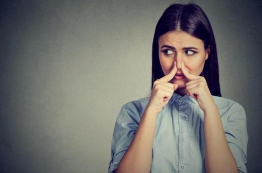Une personne sur 15 perçoit des mauvaises odeurs qui n'existent pas