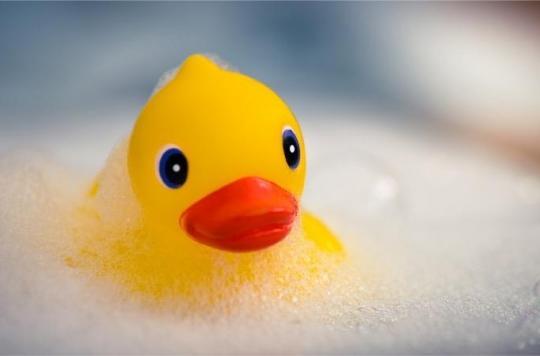 Santé : attention aux vilains petits canards de nos baignoires