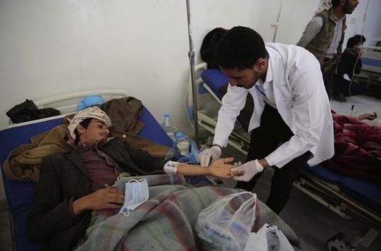 Yémen : le choléra a tué 25 personnes