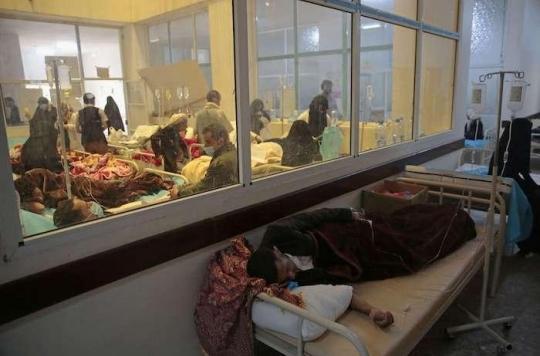 Choléra au Yémen : le Royaume-Uni et les Etats-Unis accusés