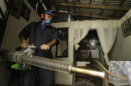 Zika : trois décès imputables à l'infection en Colombie